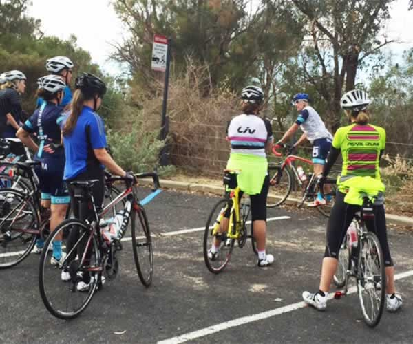 introductory cycling course perth
